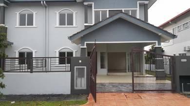 New Shah Alam double Storey Semi D