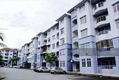 Apartment Kiambang, Putra Perdana, Puchong, Tingkat 2, Renovated