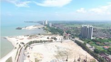 Commercial land in Klebang Melaka