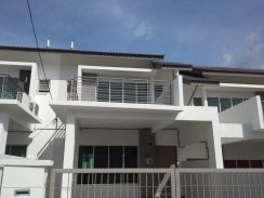 2Sty terrace Taman Titi Heights Balik Pulau