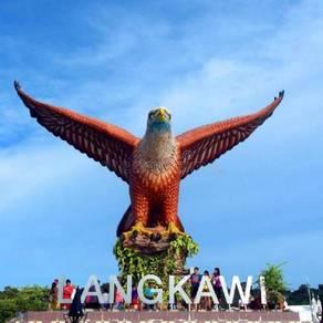 Pakej percutian ke Langkawi 4H2M (Coach)