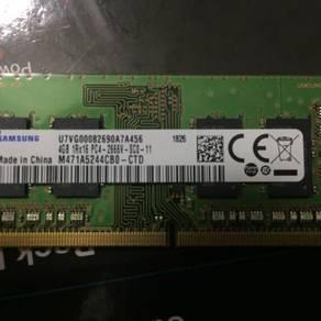 Samsung 4gb ddr4 2666mhz