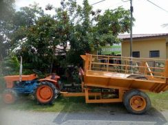 Tractor and Treler for sale