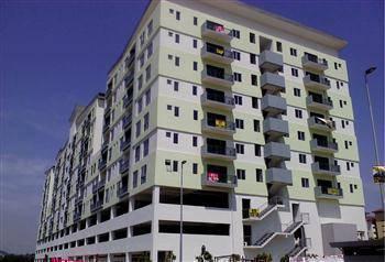 Suria Court Apartment, Bandar Mahkota Cheras, 2 car park, Freehold