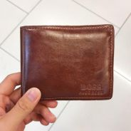 Boss Genuine Leather Wallet