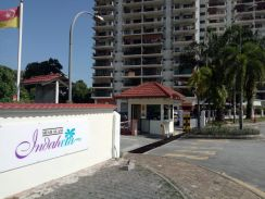 Shot lot, Indahria Apartment, Seksyen 22, Shah Alam
