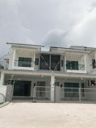Double Storey Terrace at Tambun IPOH