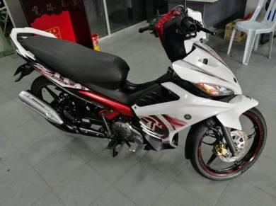 2014 Yamaha LC135