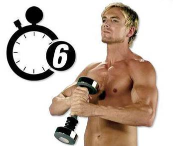 BPS Top Quality Shake Weight for Men Dumbbell Arm