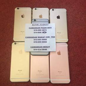 6S 64gb fullset origanal iphone