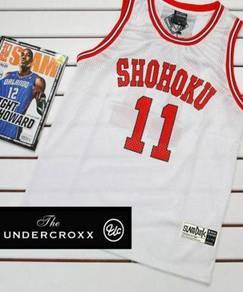 Slam Dunk Shohoku Rukawa 11 Basketball White