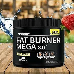 FAT BURNER MEGA 3.0 FREE POSTAGE (ke kelantan)