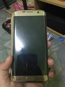Samsung galaxy s7edge gold platinum 4/32gb