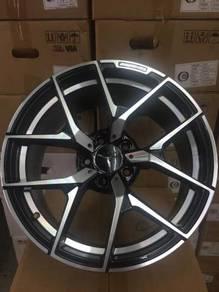 Sport Rim 18 AMG Wheels Design For Mercedes Benz