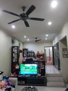 1 storey House, Kepong Baru, Kepong Uphill, Kepong, Bandar Menjalara