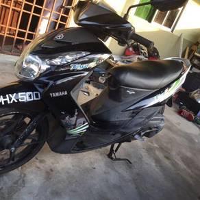2007 Yamaha EGO
