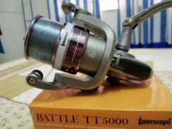 Samurai Battle TT 5000