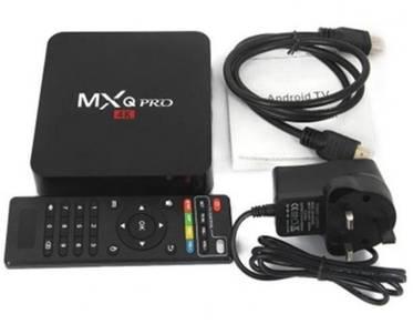 LATEST VERSION ANDROID 7.1.2 TV BOX MXQ Pro 4K
