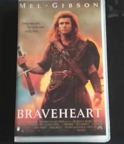 Vintage Video Tape - Braveheart