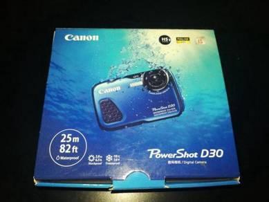 Canon Power shot D30
