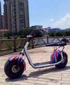 Electronic bike ( harley ) 2018 new