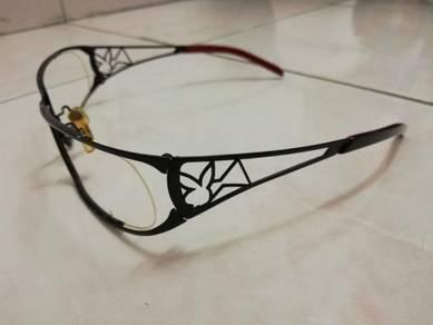 Frame glasses playboy