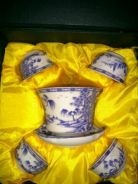 Tea set collection