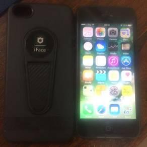 Iphone 5 16GB Black (Like Neww)