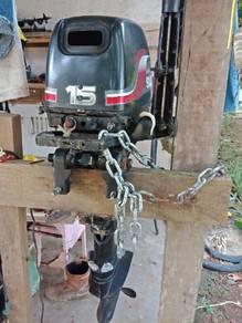 Enjin fiber 15