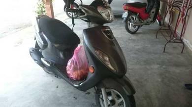 2003 Scooter Modenas karisma125