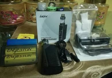 Vape elite ps2170 rta kit 100w
