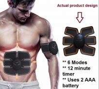 Genuine EMS Device - Abdominal Muscle Fitness
