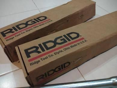 Ridgid pipe threader dies