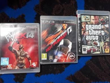 Games CD ps3