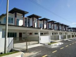 New Double Storey Terrace Intermediate Batu Kawa Kuching
