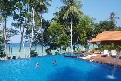 AMI Travel | D'Coconut Island Resort Pulau Besar