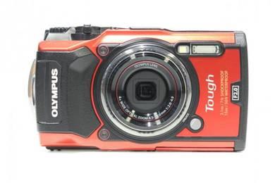 Olympus Stylus TOUGH TG-5 Digital Camera