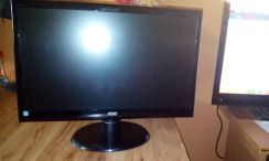 20 Inch AOC Widescreen Display Monitor