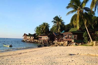 AMI Travel | Holiday Aguna Resort P. Tioman 4D3N