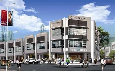 NEW PENGERANG Shoplot for Sales RM 928,000 Near PIPC Rapid Gate