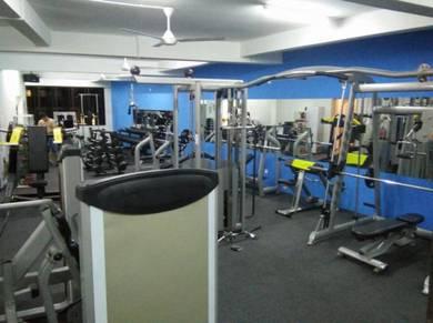Full Gym Equipment