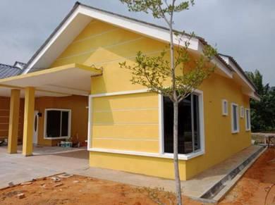 Rumah Mini Bnaglo Jeram, kuala selangor