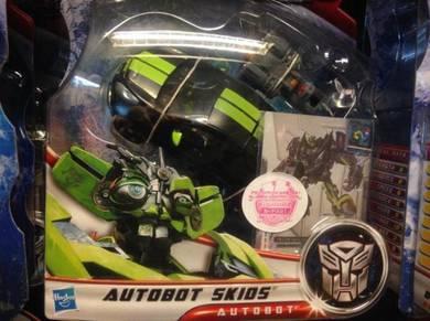 Transformers DOTM Skids Voyager (MISB)