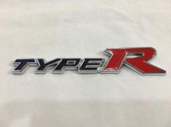 Type r rear logo