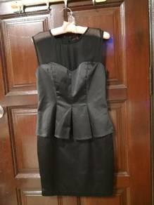 Black colour Dressing Paula dress