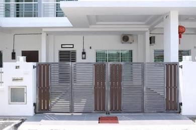 SA65 Taman Perdana Three Storey Terrace Simpang Ampat