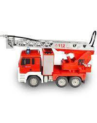 Rc actros bomba truck
