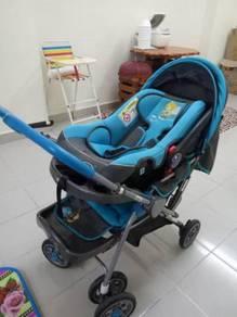 Stroller & Baby Car Seat Brand My Dear