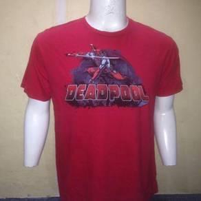 Deadpool tshirt size L - thecool
