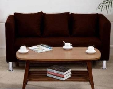 Amber Ranger 3 Seater Fabric Sofa (Malaysian Made)
